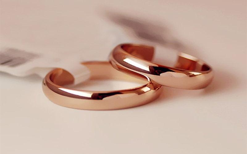 Nhẫn cưới càng đơn giản càng dễ sử dụng