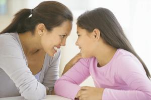 Hãy cởi mở nói chuyện với người thân về vấn đề của mình