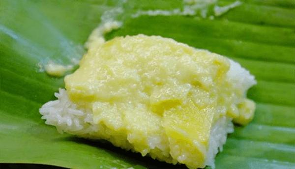 Xôi cadé - xôi ngọt Sài Gòn