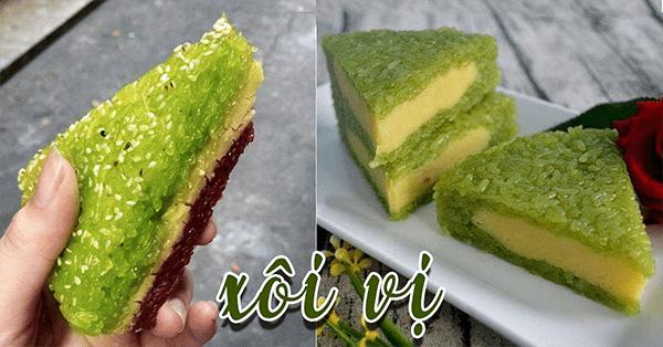 Xôi vị - xôi ngọt Sài Gòn
