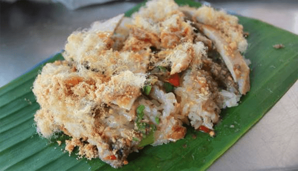 Xôi cay - xôi mặn Sài Gòn
