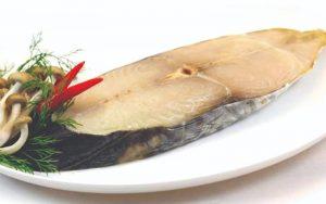 Cá thu giàu protein, sắt, phốt pho, canxi, kẽm và nhiều vitamin khác