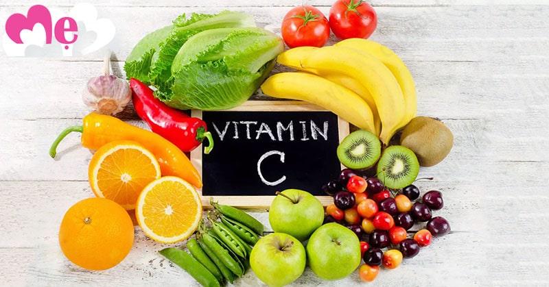 Những thực phẩm có nhiều Vitamin C