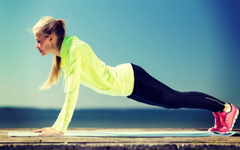 Tập luyện là cách tốt nhất giúp giảm cân nhanh chóng