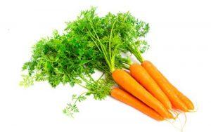 củ cà rốt