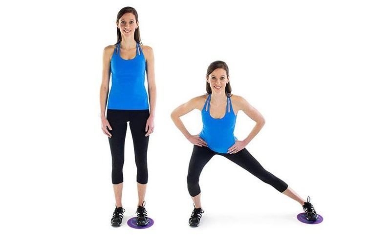 Bài tập kéo dãn cơ bắp chân