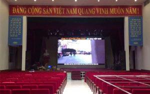 Sân khấu hình chữ nhật