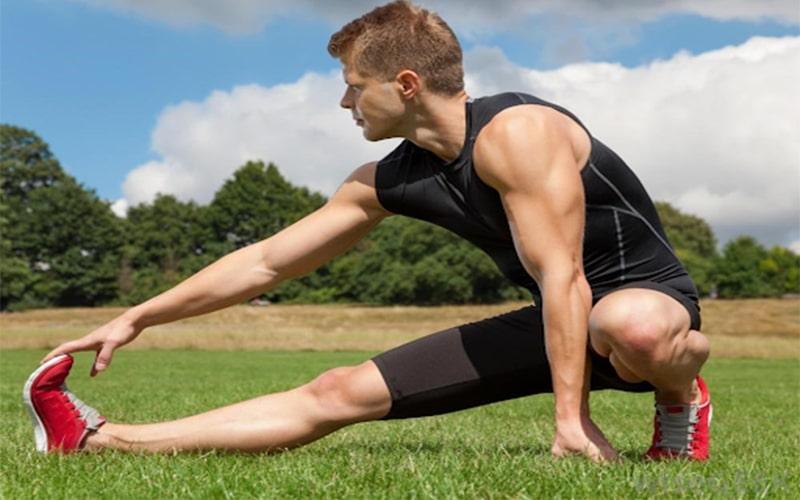 Hãy có sự chuẩn bị kỹ cho cơ thể trước khi tập luyện