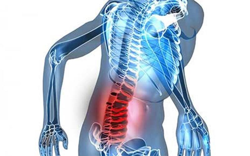 Chấn thương lưng