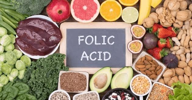 Những loại thực phẩm giàu Acid folic
