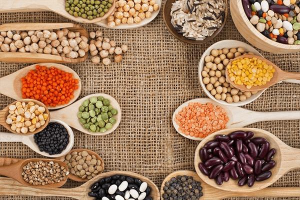 Các loại đậu và hạt kiểm soát đường huyết