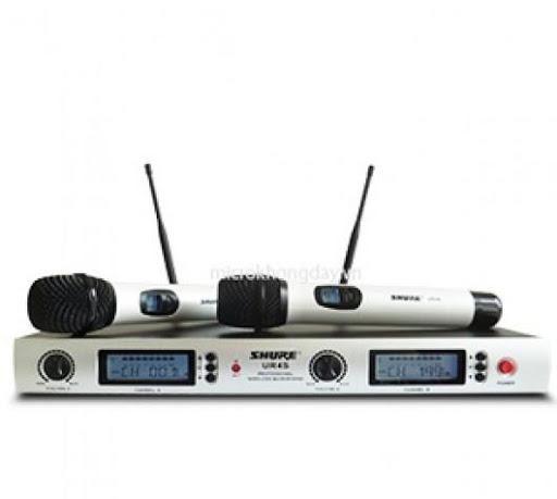 Micro không dây UR4S