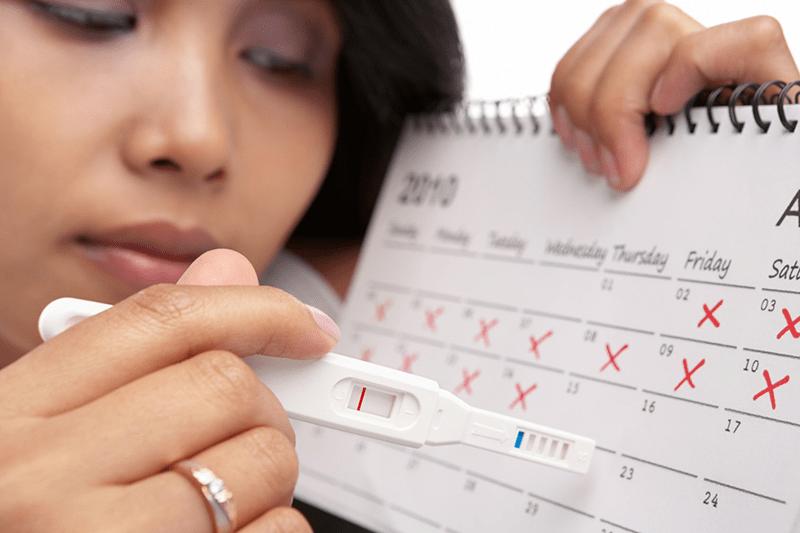 Phụ nữ tiền mãn kinh thường gặp tình trạng kinh nguyệt không đều