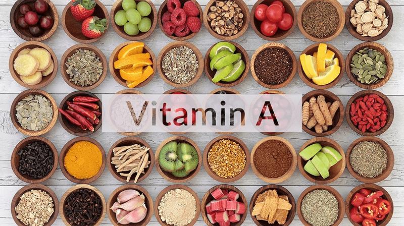 Phụ nữ tiền mãn kinh cần bổ sung thực phẩm giàu vitamin A