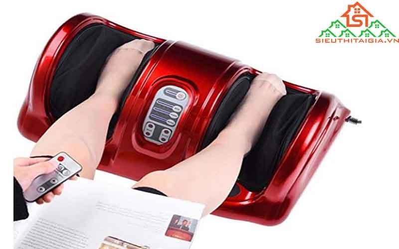 Sử dụng máy massage chân mang lại lợi ích vô cùng lớn