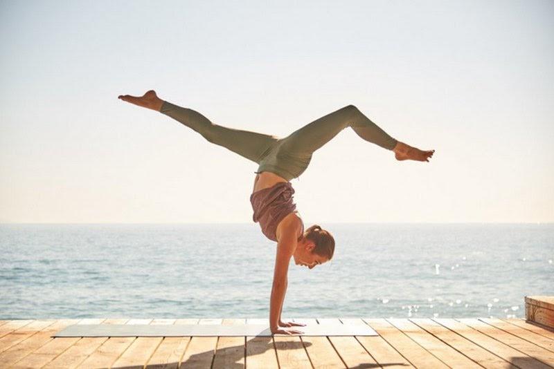 Yoga giúp cơ thể dẻo dai, linh hoạt
