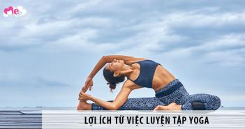Lợi Ích Từ Việc Luyện Tập Yoga - Bộ Môn Thể Thao Thần Thánh