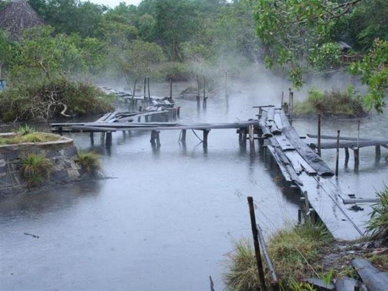 Khu du lịch suối khoáng Kim Bôi (Hòa Bình)