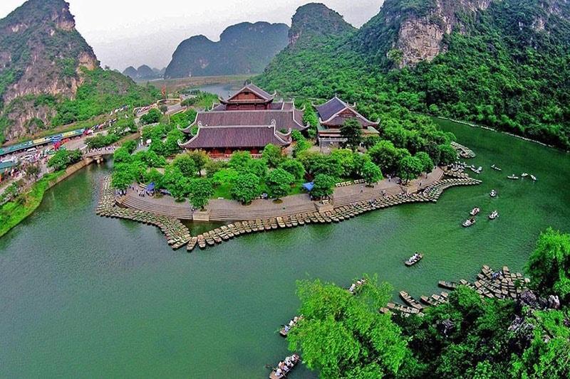 Khu du lịch Tràng An (Ninh Bình)